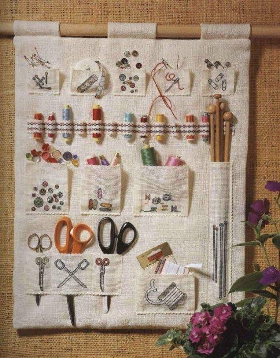 Учимся шить и пришивать!