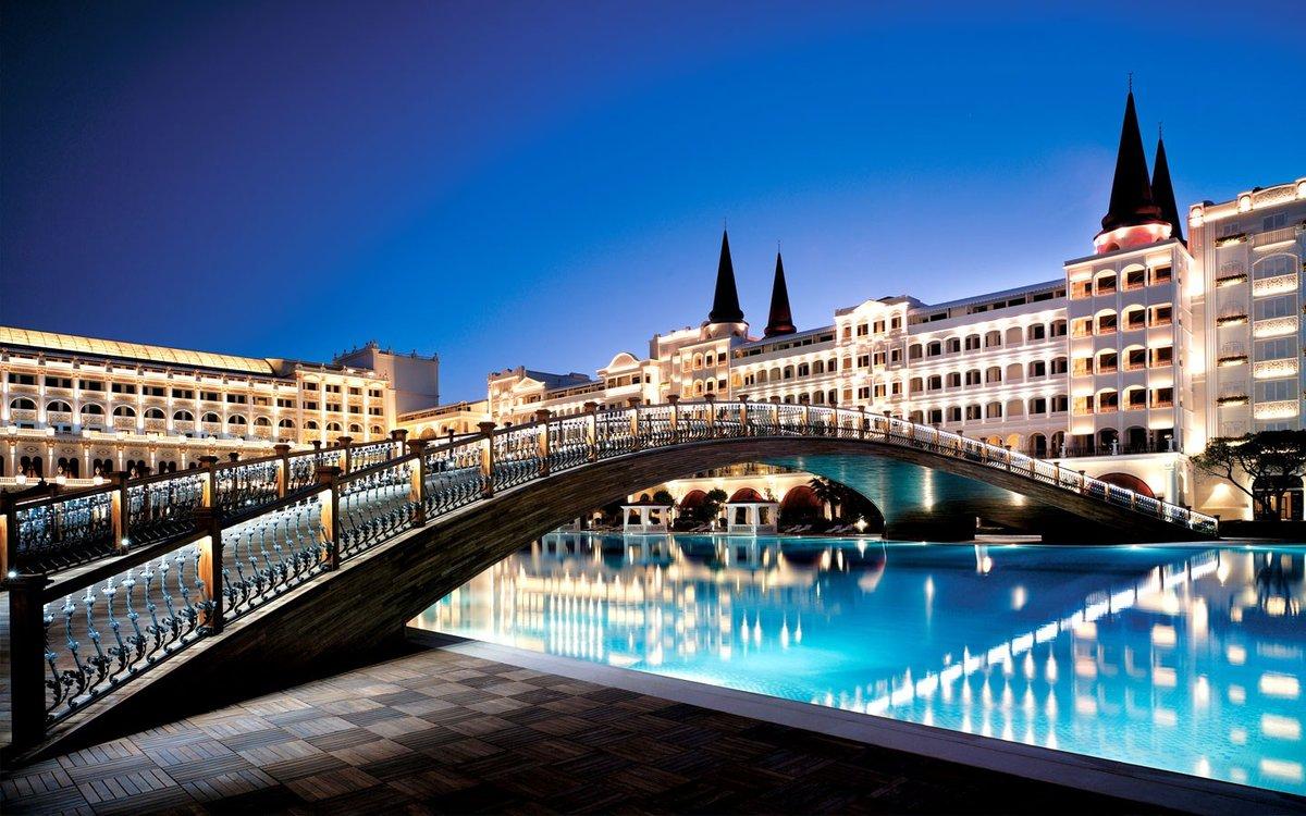 самые красивые отели турции фото картинка