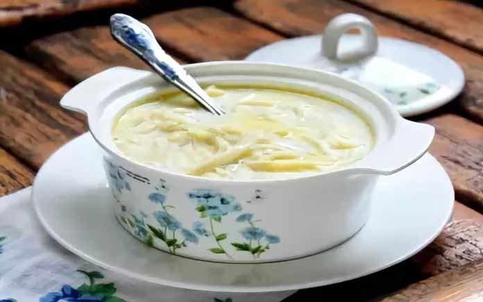 Молочный суп с макаронами -нет завтрака полезнее и вкуснее для детей,чем молочный суп с макаронами.Суп готовится быстро и просто, а получается вкусно!Смотрите