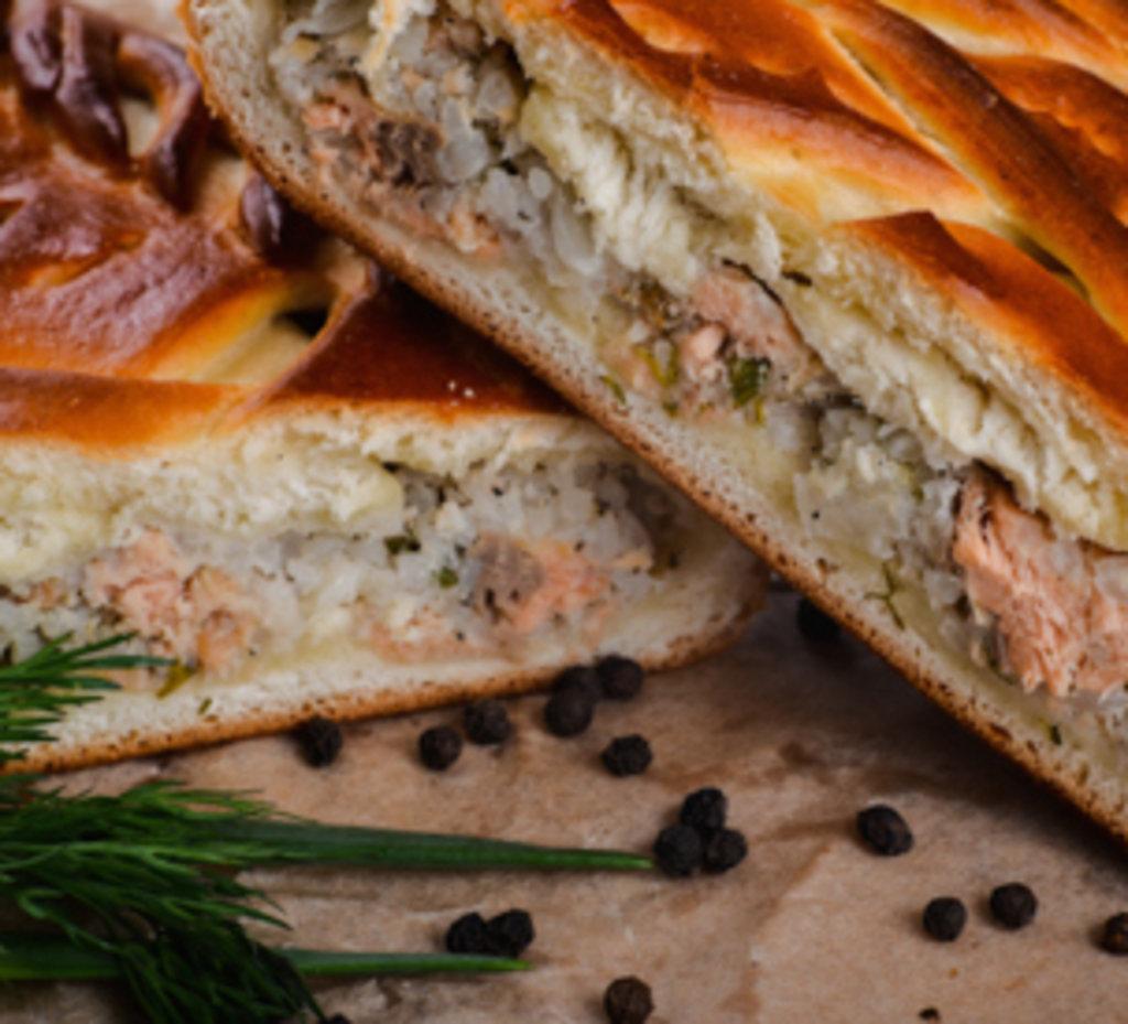 будто ленинградской как приготовить рыбный пирог рецепт с фото пары