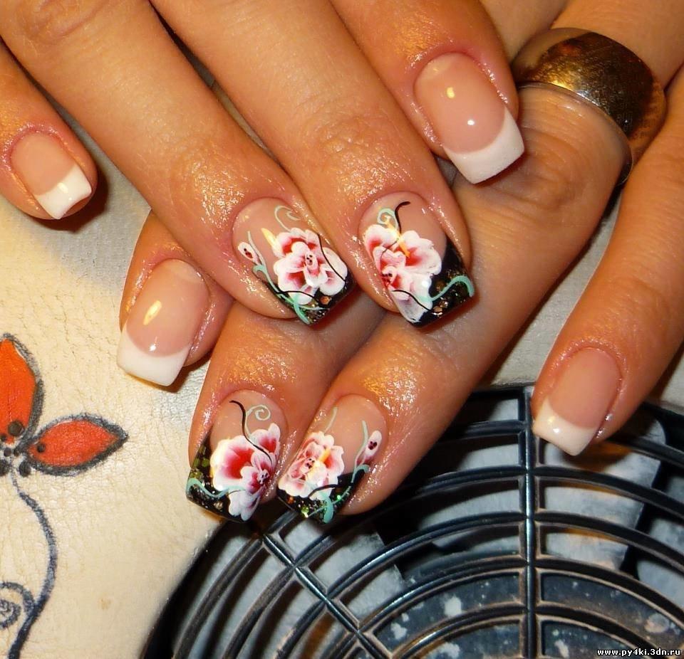 Модный маникюр и дизайн ногтей весна тенденции, тренды и новинки на фото.