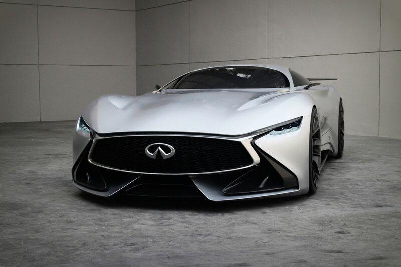 После представления в конце прошлого года виртуального концепта Infiniti Vision Gran Turismo, компания превратила его в реальную модель. Это один из немногих