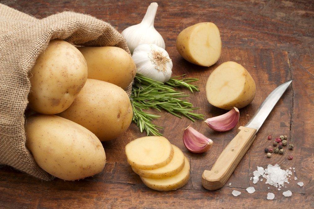 Картошка для похудения рецепт с фото