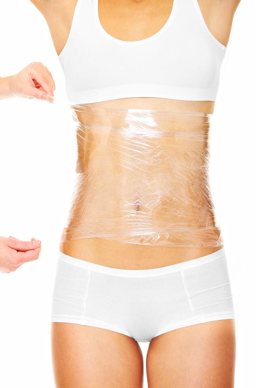Обертывание моделирующее похудение