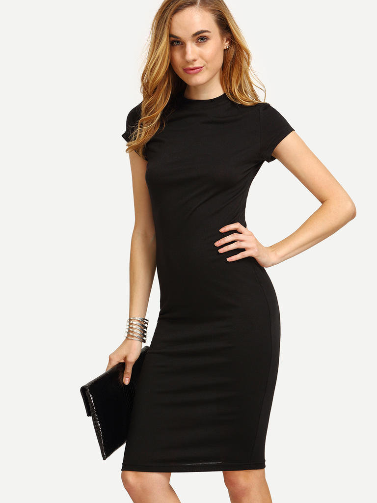 моделей фото черных платьев карандаш вашей жизни будет