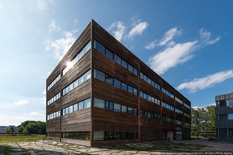 Офисное здание в Мюнхене