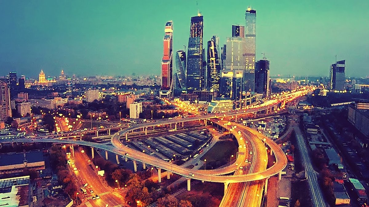 Москва современная картинка