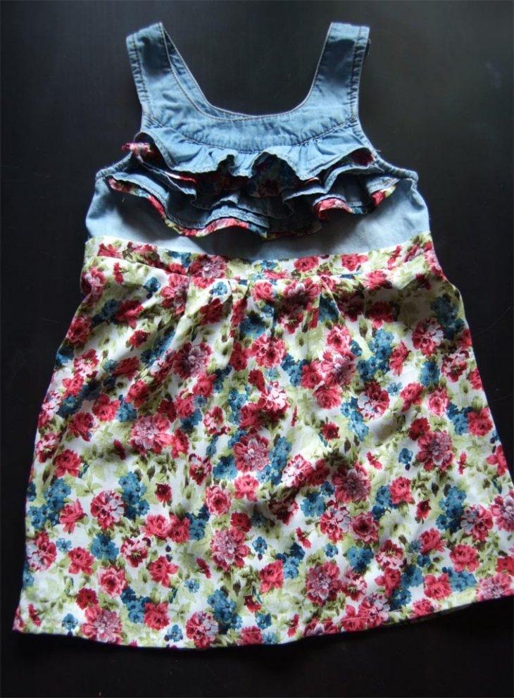Модная одежда своими руками
