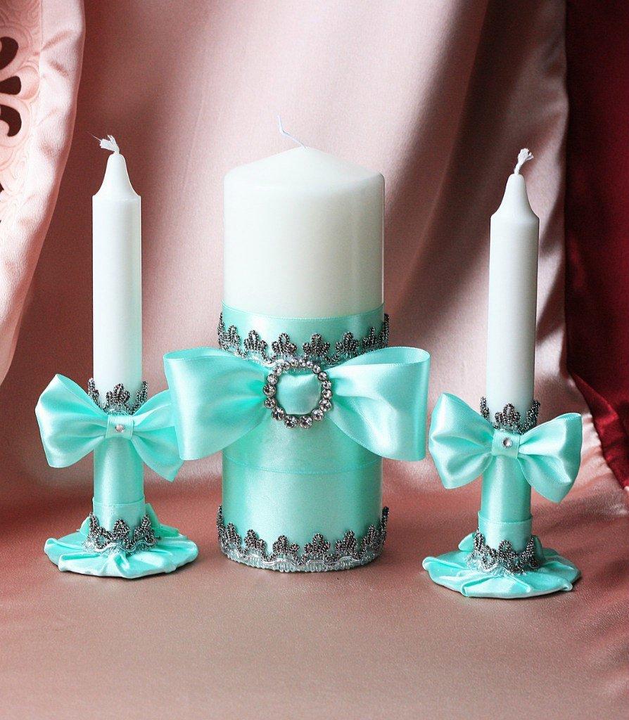 Картинки свадебные свечи своими руками