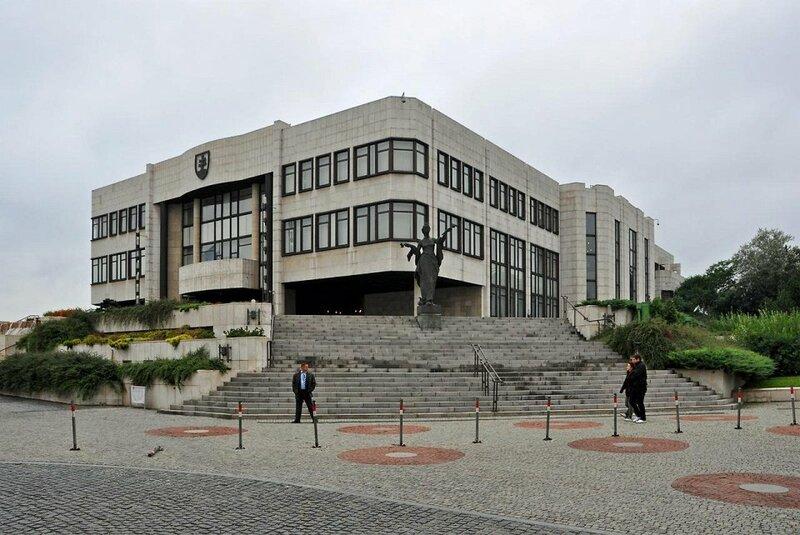 Парламент Словакии