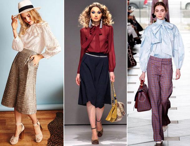 Какая мода 2018 года фото