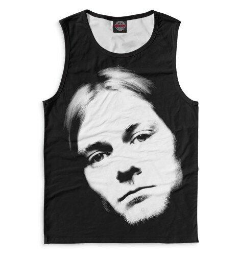 Майка для мальчика Kurt Cobain