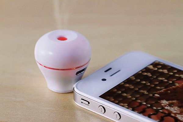 Японский гаджет, который научит любой смартфон генерировать запахи. Далекое будущее не за горами