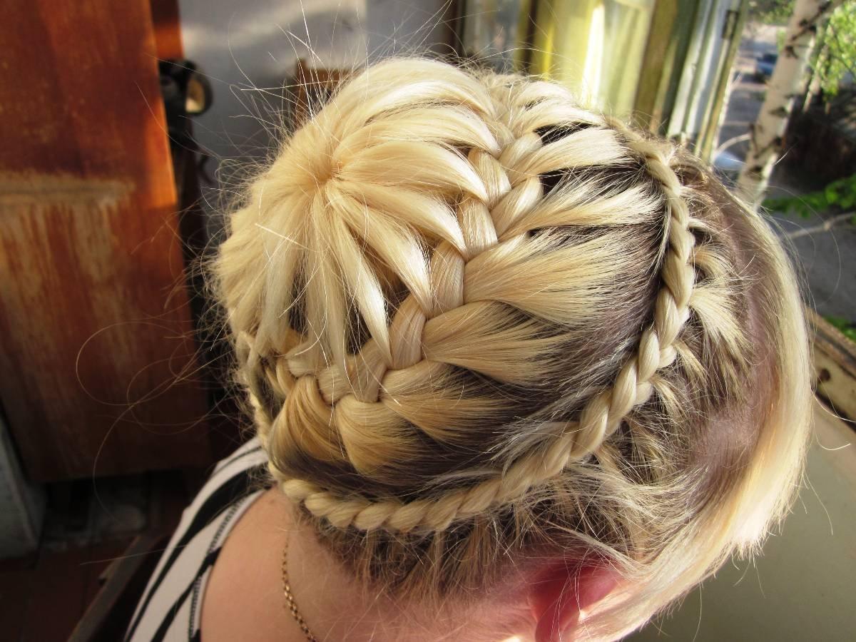 саду картинки красивого плетения волос машины, наверно