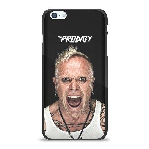 Чехол для Apple iPhone 6/6S Plus силиконовый глянцевый The Prodigy