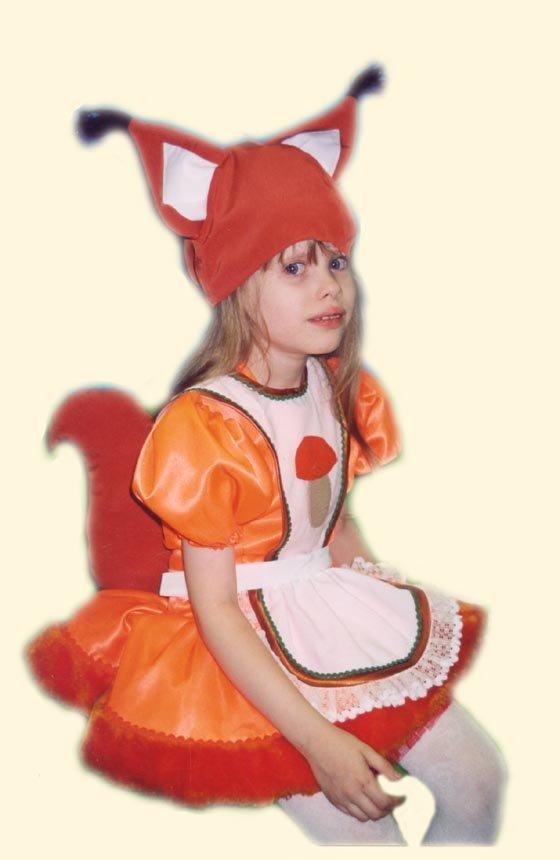 Детский костюм рябинка своими руками фото 16