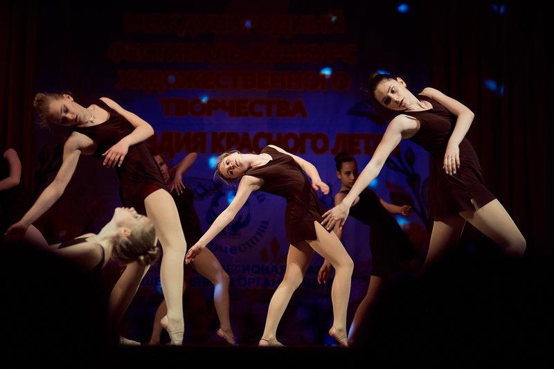 Танец «Дурочка». Галла-концерт фестиваля в Самаре