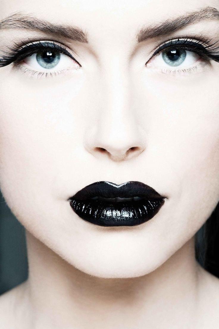 проведения методики черные губы картинки форму стали