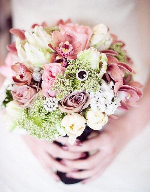 Букет невесты, варианты свадебных букетов, фото. Как выбрать свадебный букет для невесты?