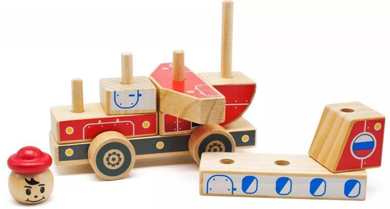 Деревянные игрушки конструкторы картинки