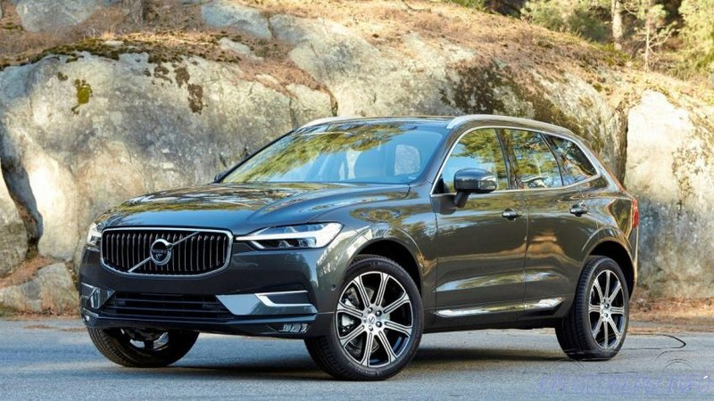 Новый Volvo XC60 создан для удовольствия от вождения, для сохранения фирменного скандинавского стиля.