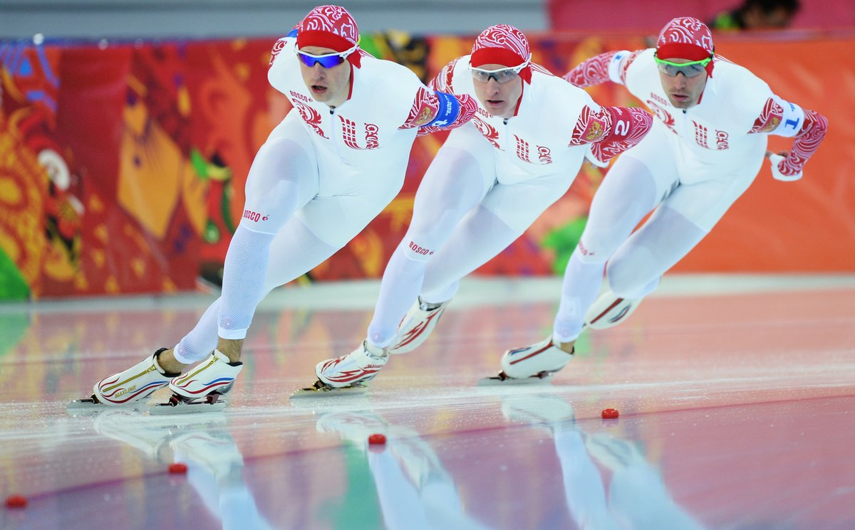 фото о конькобежном спорте коем