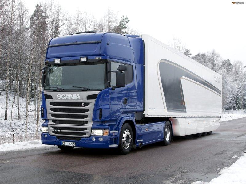 2009 Scania R440 4x2 Topline