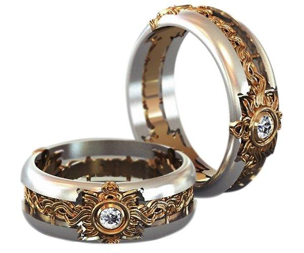 Особенные кольца