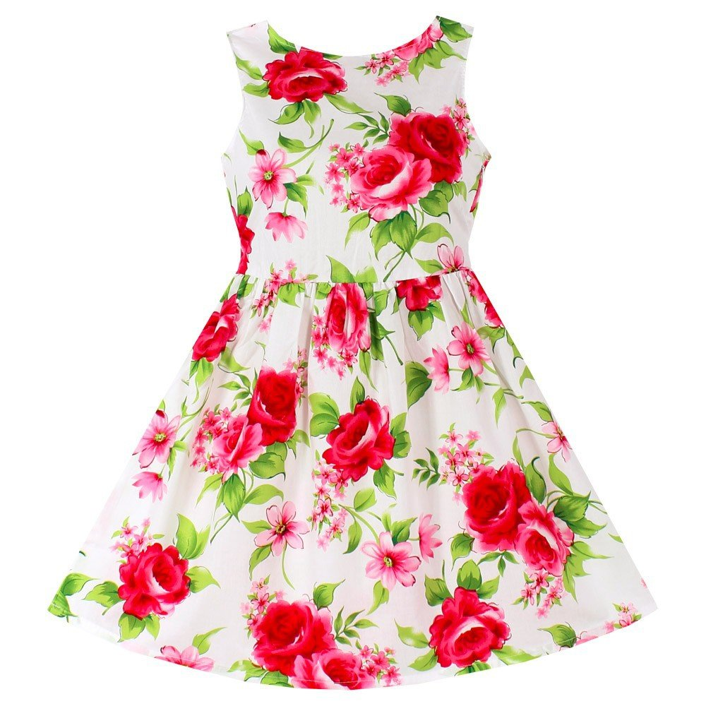 Картинки платья летние для детей