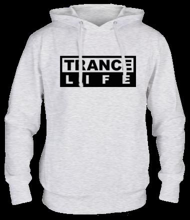 Толстовка унисекс Trance life