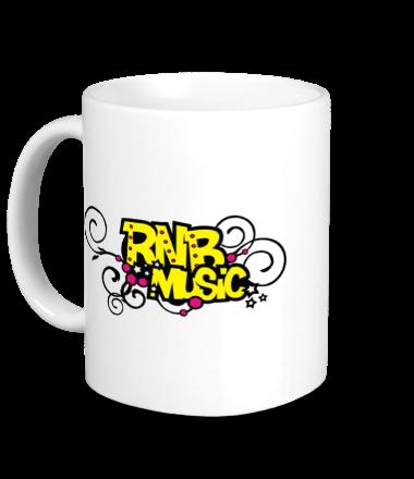 Кружка RNB Music