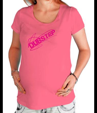 Футболка для беременных Dubstep