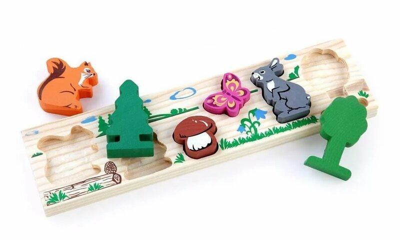 Деревянные игрушки по оптовым ценам Ярославле. Купить игрушк