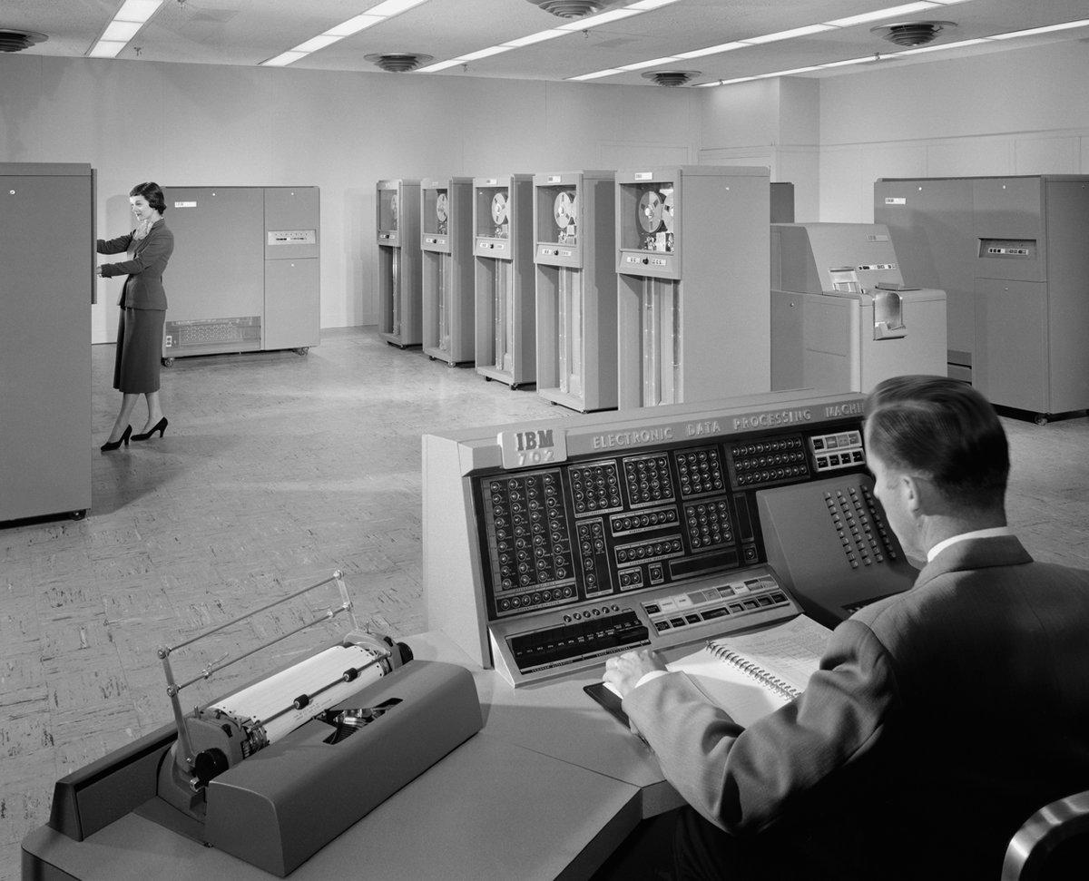 картинки компьютера в прошлом