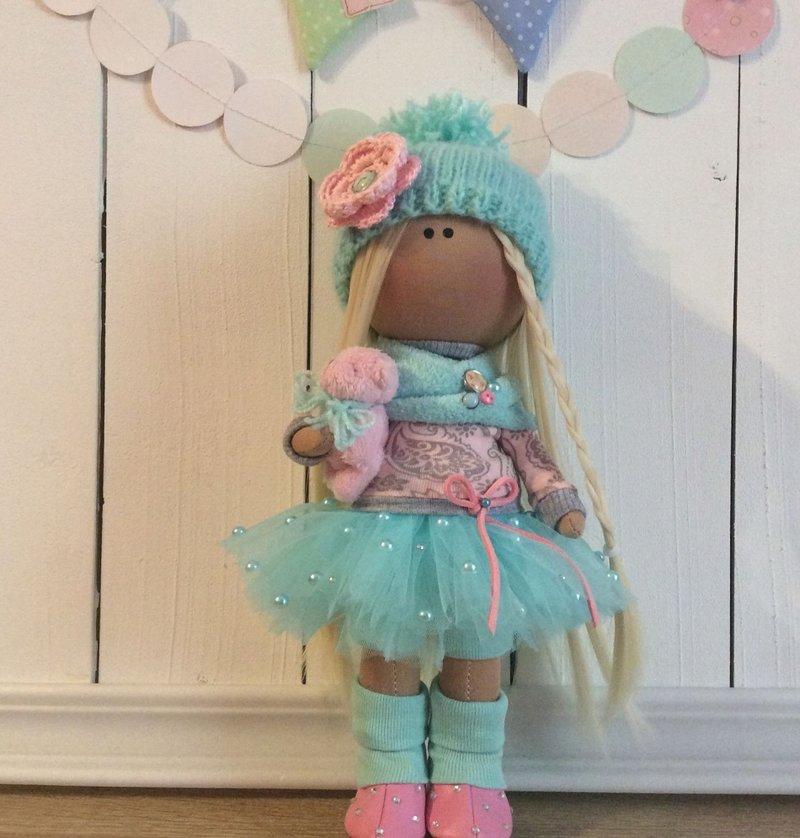 кукла большеножка фото