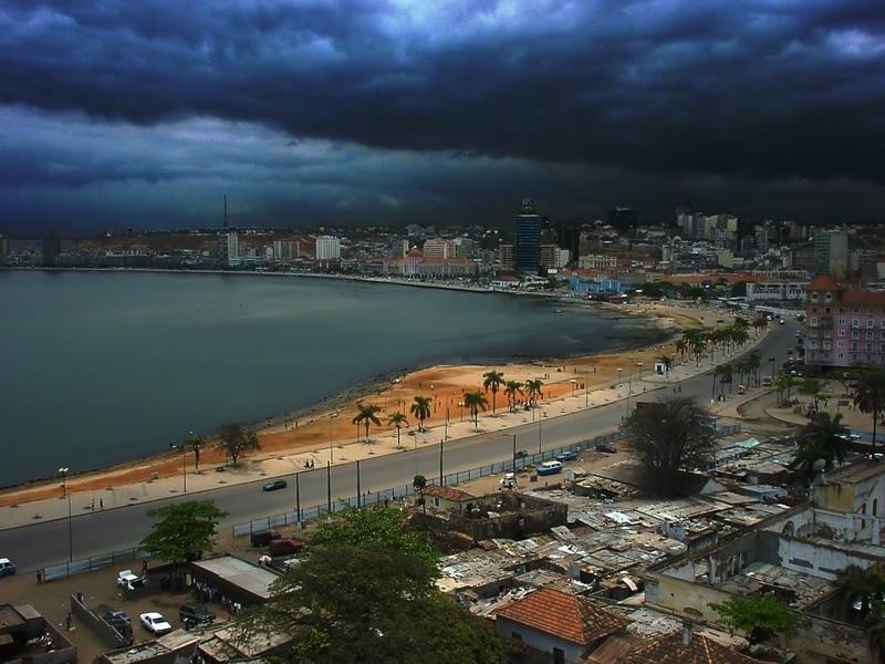 восстановленных интерьерах ангола фото города это