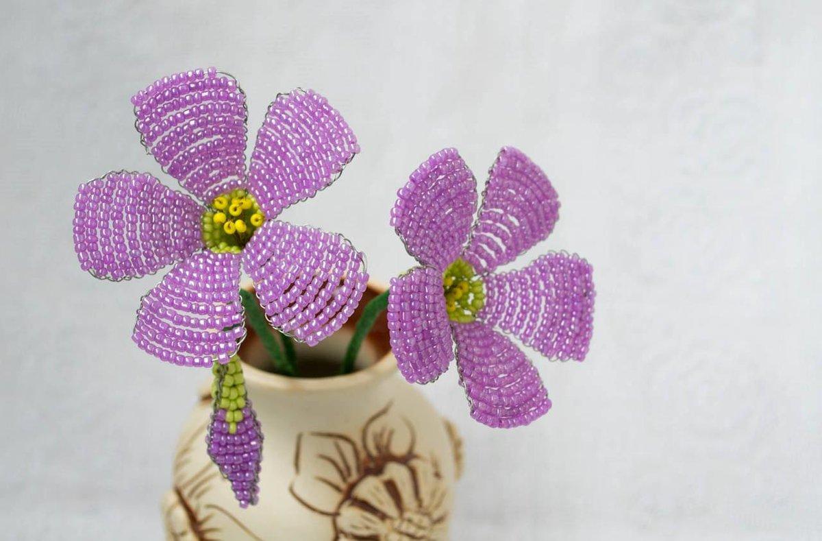 компании бисеры плетение картинка с цветами сделать