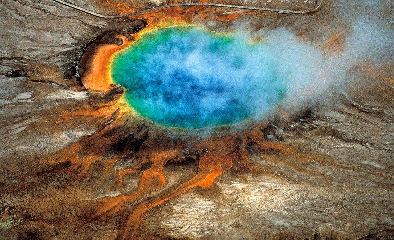 вулкан еллоу стоун