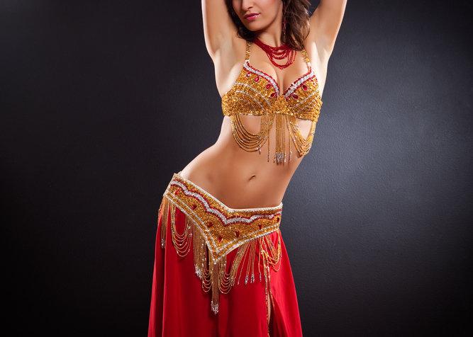 Похудение Танец Живота. Восточные танцы для похудения живота
