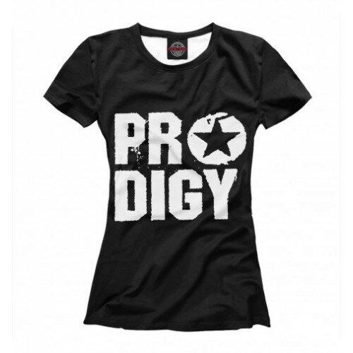 Женская футболка 3D The Prodigy