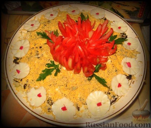 Маринад для лука в салат