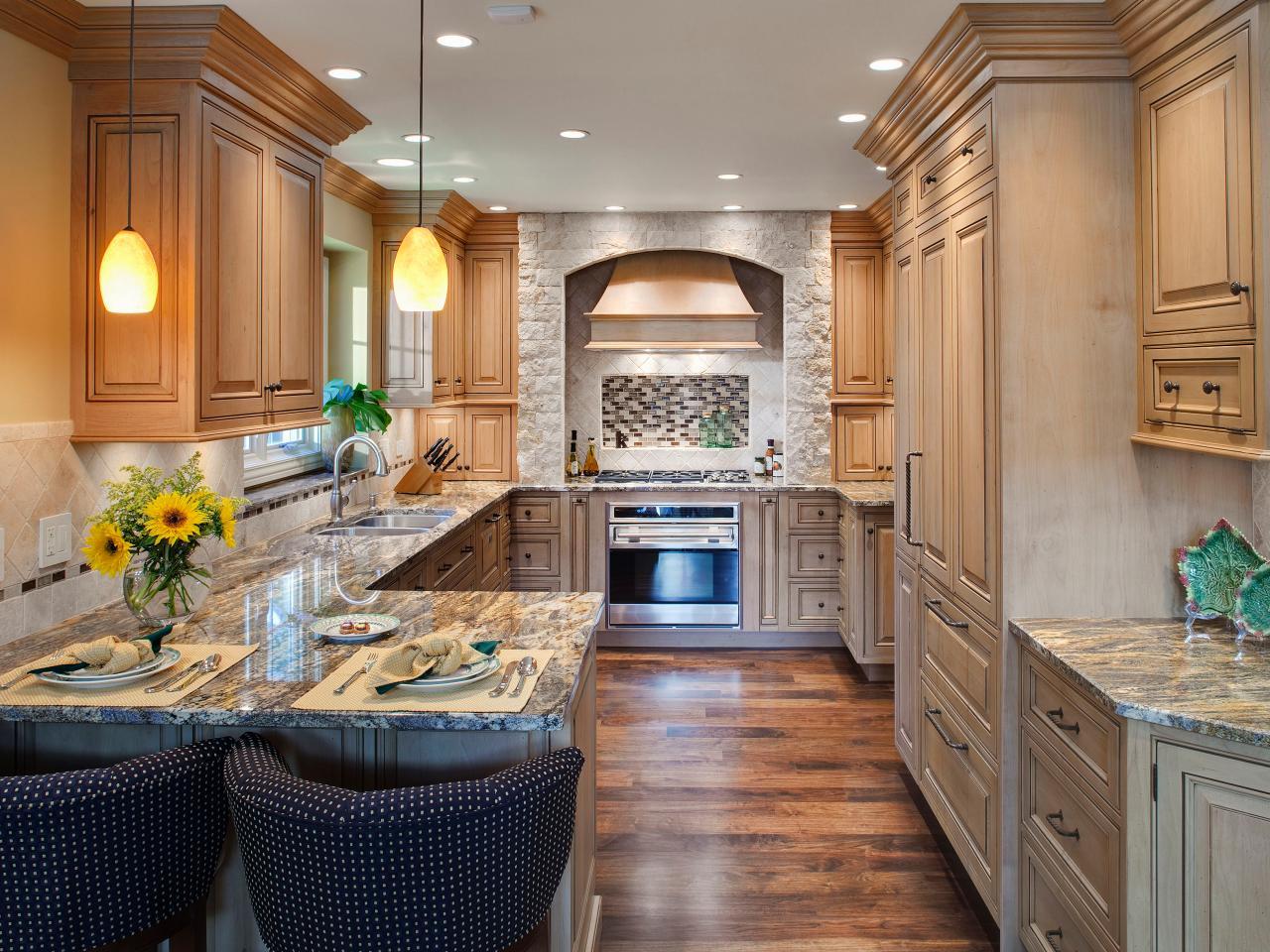 Long Kitchen Layout Ideas | Euffslemani.com