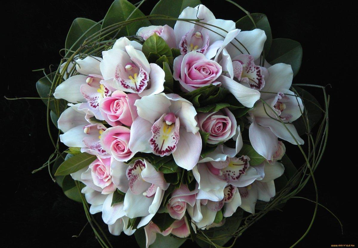 Гоночные, картинки с розами и орхидеями