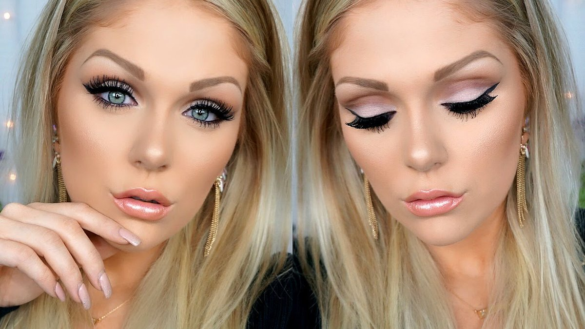Everyday Neutral Cut Crease Makeup Tutorial Youtube Card From