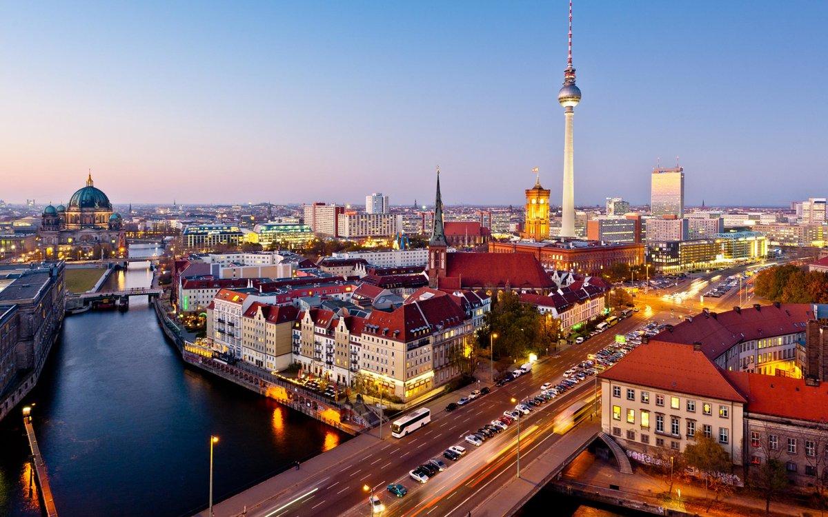 картинки про немецкий город берлин первый домашний приют