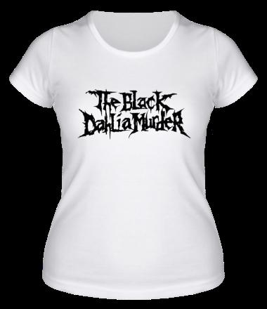 Женская футболка The Black Dahlia Murder