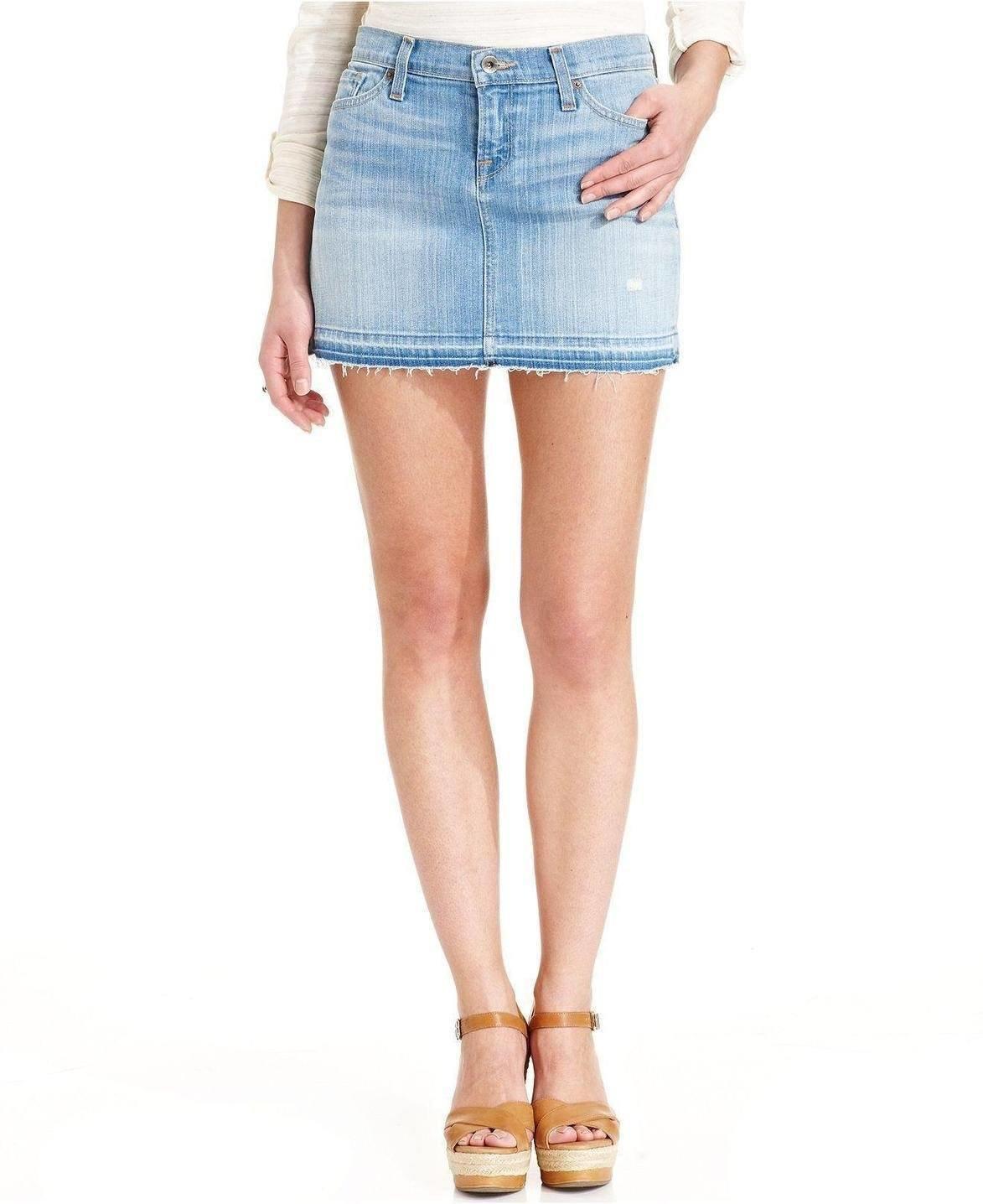 Картинки мини юбки джинсовые