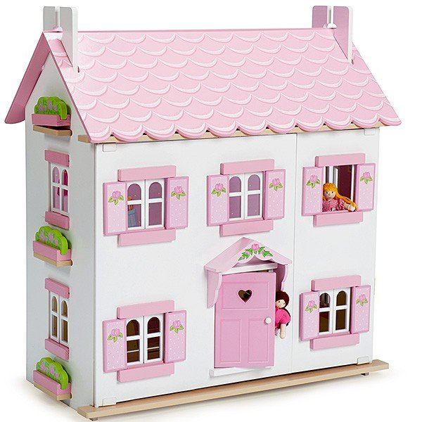 a dolls house and the yellow