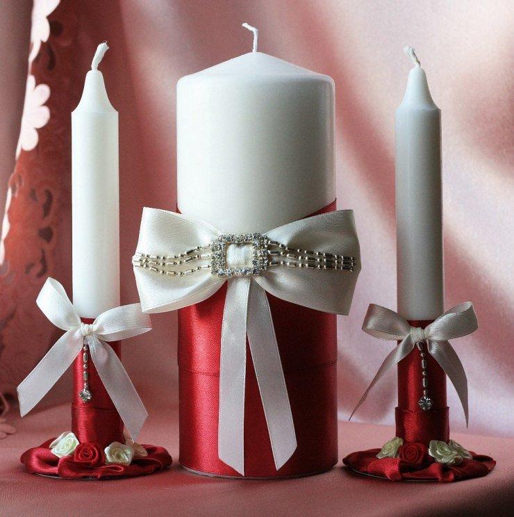 картинки свадебные свечи своими руками оформить интересно необычно