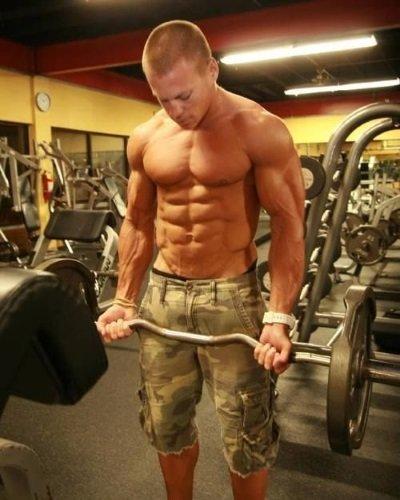 мышцы фото накачанные правильно